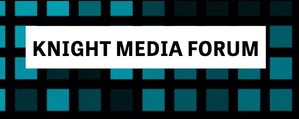 Jessica Clark and Nancy Watzman Take Miami at Knight Media Forum