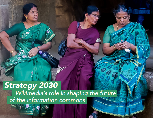 Considering Wikimedia 2030: See our final report!