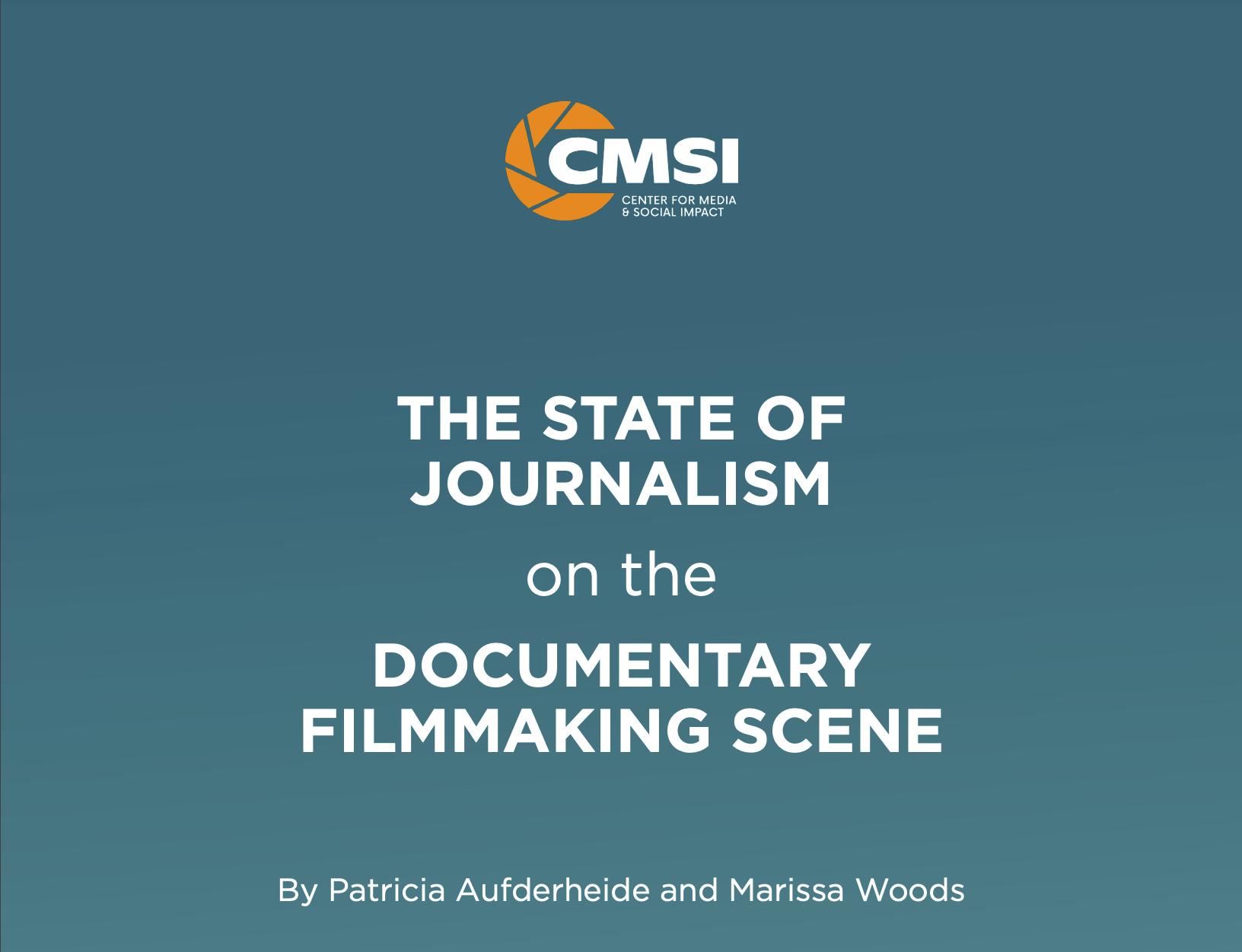 Center for Media & Social Impact's New Report